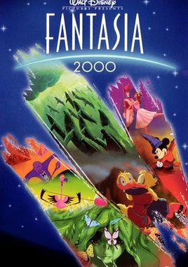 """Cartel """"Fantasía 2000"""" Norteamericano 2"""