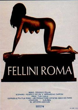 "Cartel ""Roma"" francés"
