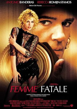 "Cartel ""Femme Fatale"" norteamericano"