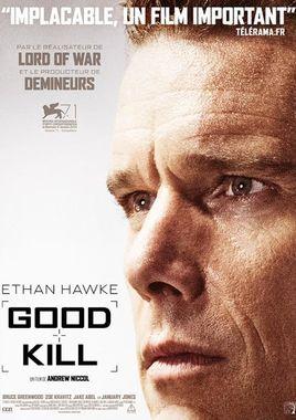 """Cartel de """"Good Kill"""" francés"""