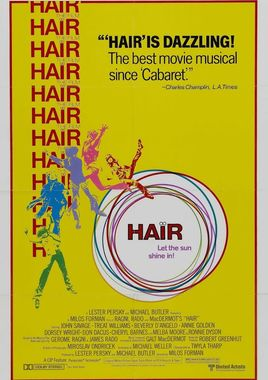 "Cartel ""Hair"" norteamericano"