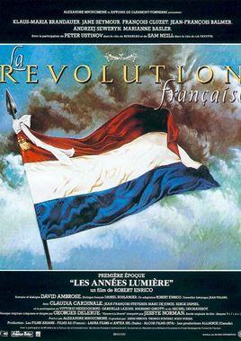 Cartel oficial en español de: Historia de una revolución