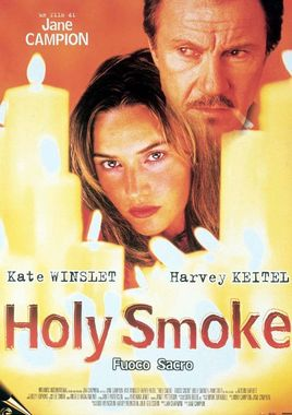 "Cartel ""Holy Smoke"" italiano"