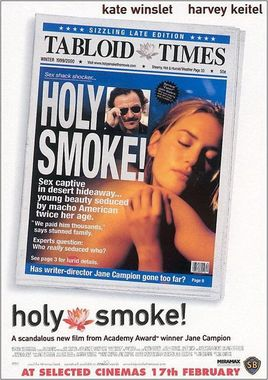 "Cartel ""Holy Smoke"" norteamericano"