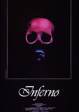 "Cartel ""Inferno"" italiano"