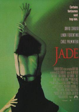 """Cartel """"Jade"""" francés"""