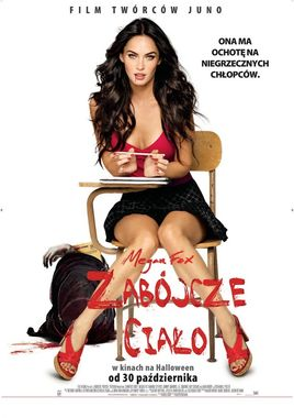 "Cartel ""Jennifer's Body"" polaco"