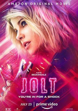 Cartel oficial en español de: Jolt