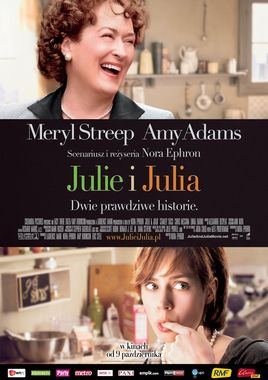 "Cartel ""Julie y Julia"" polaco"