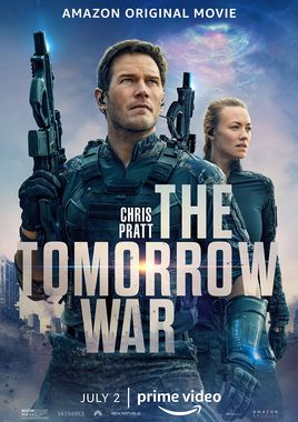 "Cartel ""La guerra del mañana"" estadounidense"