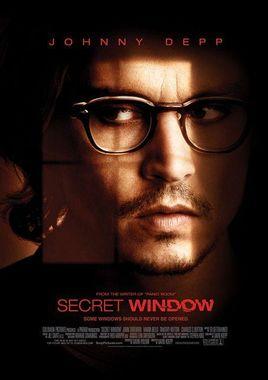 "Cartel ""La ventana secreta"" norteamericano"