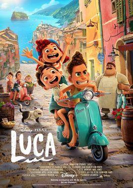 "Cartel ""Luca"" portugués"