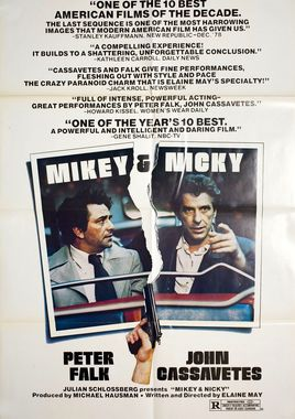 """Cartel """"Mikey y Nicky"""" estadounidense"""