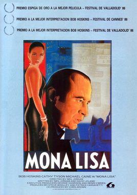 "Cartel de ""Mona Lisa"" español"