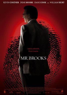 """Cartel de """"Mr. Brooks"""" polaco"""