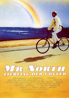 "Cartel de ""Mr. North"" alemán"