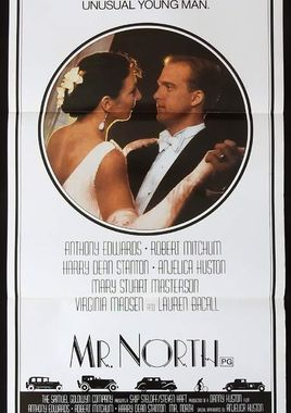 "Cartel de ""Mr. North"" australiano"