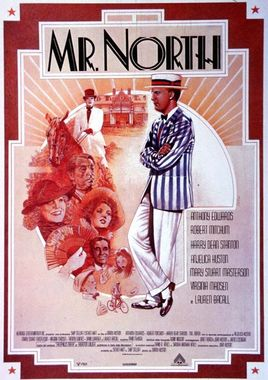 "Cartel de ""Mr. North"" italiano"