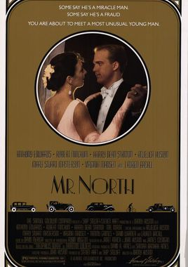 "Cartel de ""Mr. North"" norteamericano"