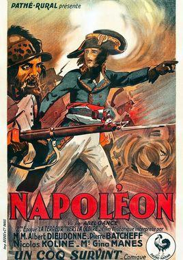 "Cartel ""Napoleón"" francés 2"
