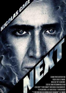 """Cartel """"Next"""" norteamericano 2"""