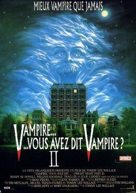 "Cartel de ""Noche de miedo 2"" francés"