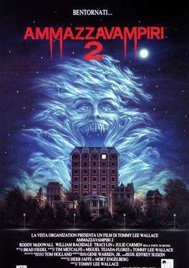 """Cartel de """"Noche de miedo 2"""" italiano"""