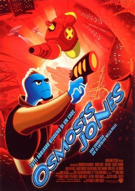 "Cartel ""Osmosis Jones"" italiano"