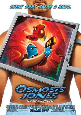 "Cartel ""Osmosis Jones"" norteamericano"