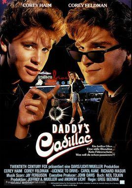 "Cartel ""Papá Cadillac"" alemán"