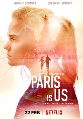 Cartel oficial en español de: París es nuestro