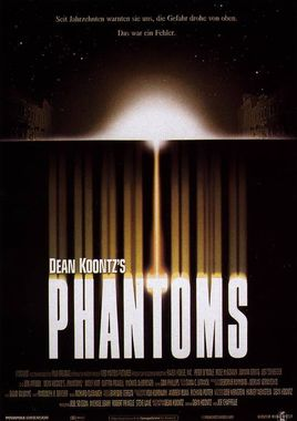 "Cartel ""Phantoms"" alemán"