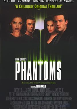 "Cartel ""Phantoms"" norteamericano"