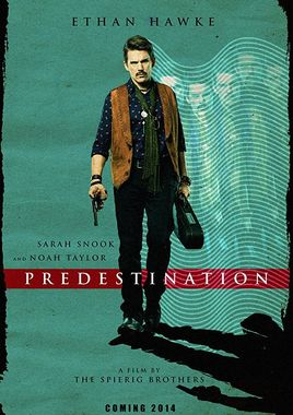 "Cartel ""Predestination"" australiano"