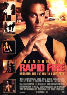 "Cartel ""Rapid Fire"" norteamericano"