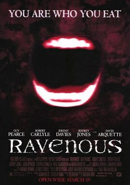 "Cartel ""Ravenous"" Norteamericano"