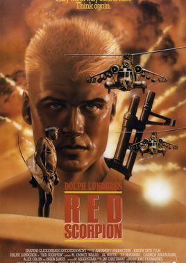 "Cartel ""Red Scorpion"" estadounidense"