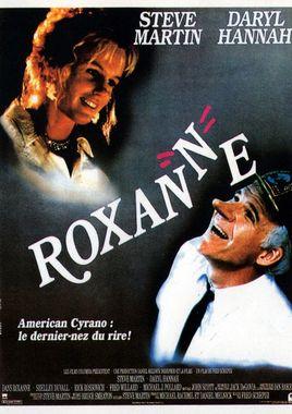 """Cartel """"Roxanne"""" francés"""