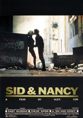 "Cartel ""Sid y Nancy"" norteamericano"