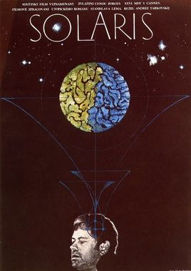 "Cartel ""Solaris (1972)"" polaco 2"