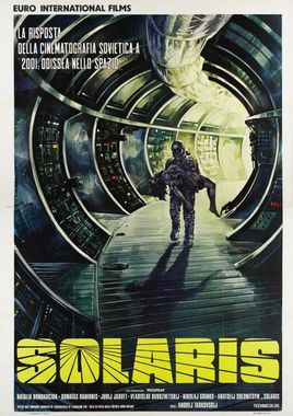 "Cartel ""Solaris (1972)"" italiano"