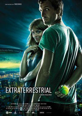 "Cartel teaser ""Extraterrestre"" norteamericano"