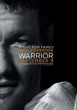 "Cartel teaser ""Warrior"" norteamericano 2"