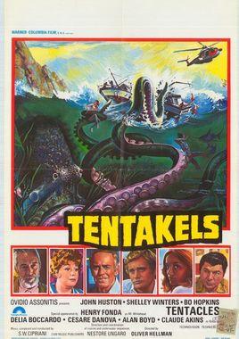"""Cartel """"Tentáculos"""" belga"""