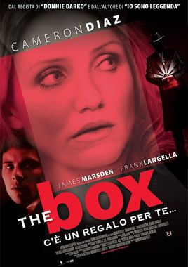 "Cartel ""The Box""italiano"