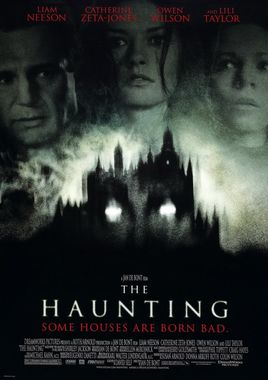 "Cartel ""The Haunting (La guarida)"" norteamericano"
