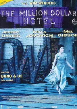 """Cartel """"El hotel del millón de dólares"""" polaco"""