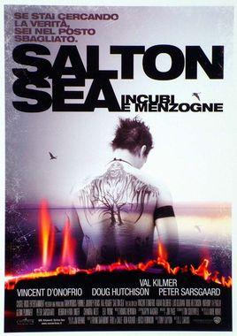 "Cartel de ""The Salton Sea"" italiano"