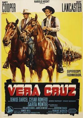 "Cartel ""Vera Cruz (Veracruz)"" italiano 2"