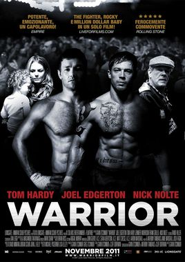 "Cartel ""Warrior"" italiano"